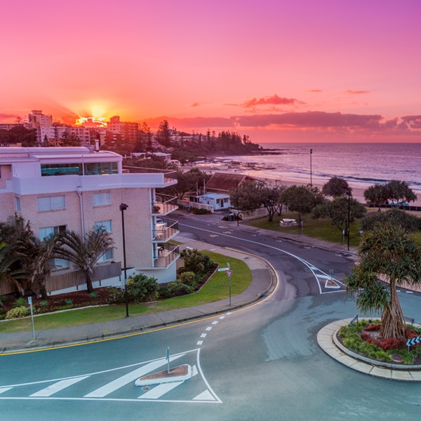 The Capeview Sunrise