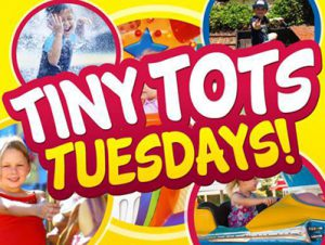 Tiny Tots Tuesday at Aussie World