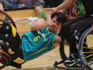 Suncoast Spinners Wheelchair Basketball Tournament image