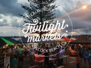 Twilight Markets on Bulcock Beach Caloundra image